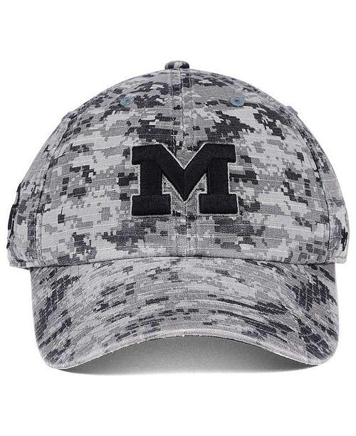 2426adeaf1b ...  47 Brand Michigan Wolverines Operation Hat Trick Camo Nilan Cap    ...