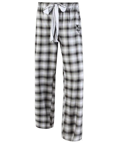 Concepts Sport College Concepts Women's Los Angeles Kings Forge Flannel Pants