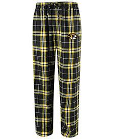 Concepts Sport Men's Missouri Tigers Huddle Flannel Pants