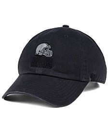 '47 Brand Cleveland Browns Dark Charcoal CLEAN UP Cap