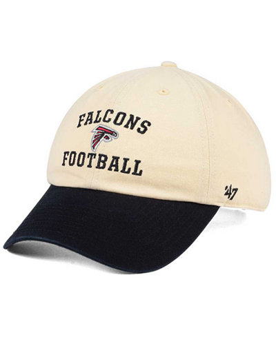 '47 Brand Atlanta Falcons Steady Two-Tone CLEAN UP Cap