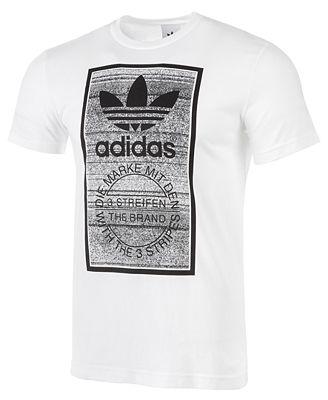 adidas Men's Originals Static Graphic T-Shirt