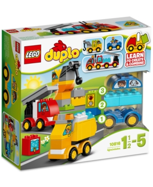 Lego Duplo 36Pc My First Cars and Trucks
