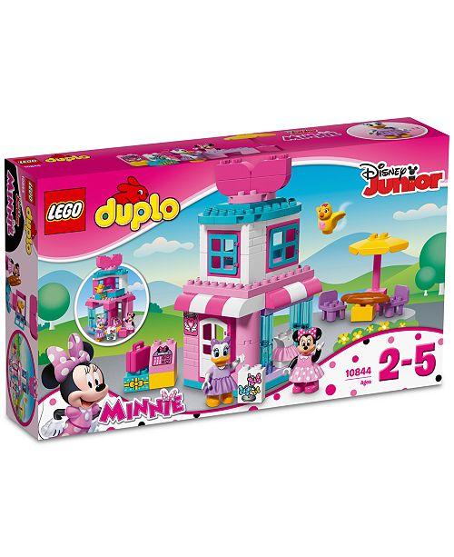 Lego Duplo 70 Pc Disney Minnie Mouse Bow Tique 10844 Reviews