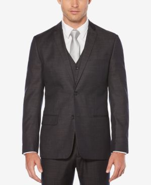 Perry Ellis Men's Slim-Fit Suit Jacket thumbnail