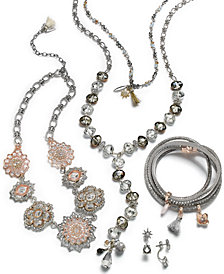 lonna & lilly Two-Tone Beaded Jewelry Collection