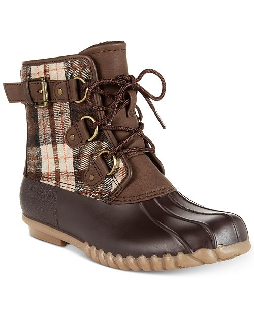Baretraps Bare Traps Fahn Cold Weather Duck Boots Boots