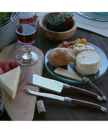 French Home Laguiole Cheese Knife & Spreader Collection