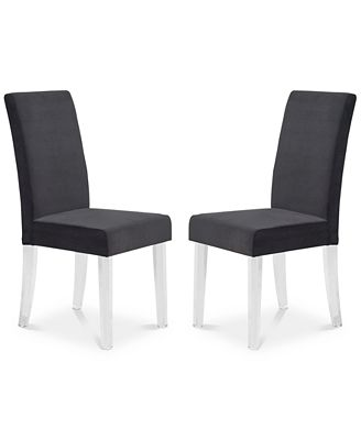 Dalia Dining Chair (Set Of 2), Quick Ship