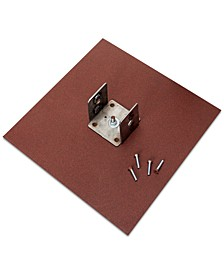 Free Standing Base Plate Torch Mount, Quick Ship