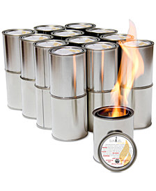SunJel Gel Firespace Fuel with Citronella - 24 Pack, Quick Ship
