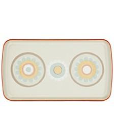 Dinnerware, Heritage Terrace Accent Rectangular Platter