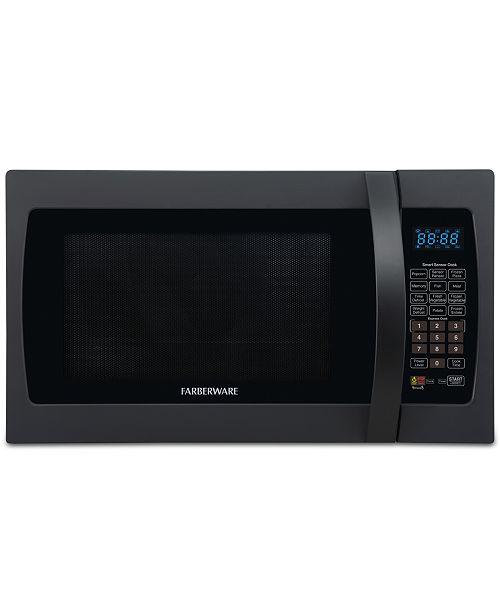 Farberware Professional 1100-Watt Smart Sensor Microwave Oven