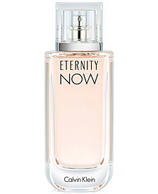 Calvin Klein ETERNITY NOW Eau de Parfum, 1.7 oz