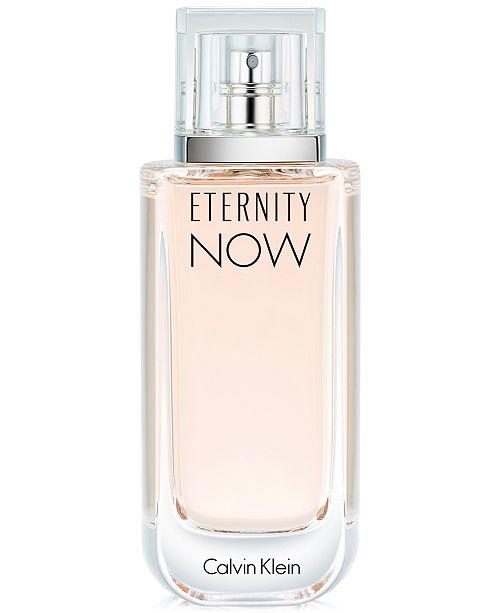 Calvin Klein ETERNITY NOW Eau de Parfum, 1.7 oz