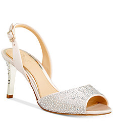 Jewel Badgley Mischka Tanner Shoes