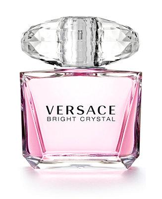 Versace Bright Crystal Eau de Toilette Spray, 6.7 oz - All ...