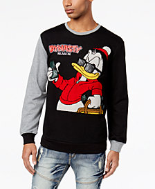 Reason Men's Graphic-Print Sweatshirt