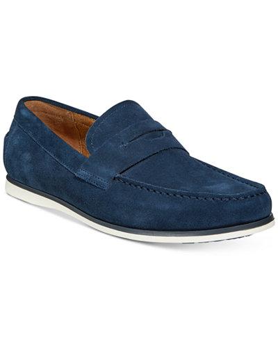 Alfani Men's Sawyer Slip-On Loafers, Created for Macy's