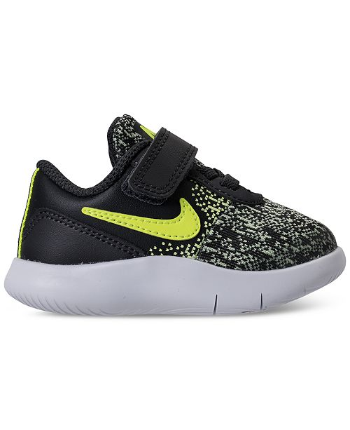 9fdd6da3ce404 Nike Toddler Boys  Flex Contact Running Sneakers from Finish Line ...