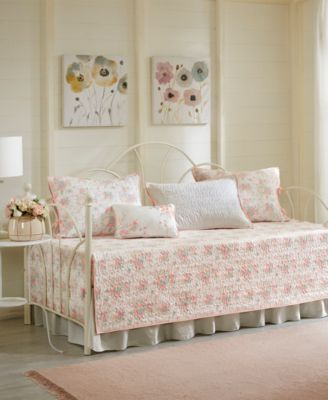 Serendipity 6-Pc. Cotton Daybed Bedding Set