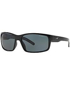 Arnette Polarized Polarized Sunglasses , AN4202 Fastball