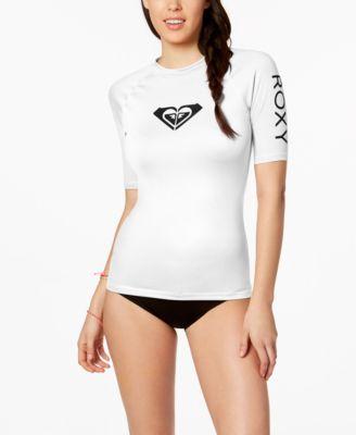 Roxy Girls Hawaii Short Sleeve Rashguard