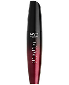 NYX Professional Makeup Super Luscious Mascara