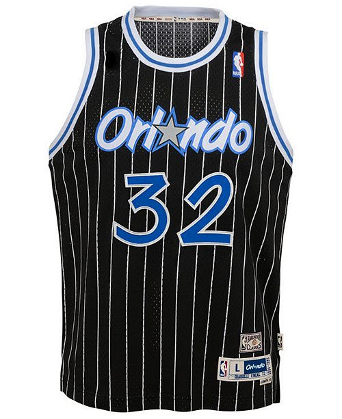 adidas Shaquille O Neal Orlando Magic Retired Player Swingman Jersey ... 7e61ec002