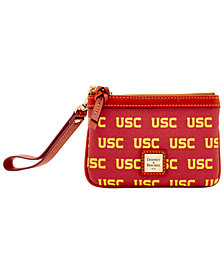Dooney & Bourke USC Trojans Exclusive Wristlet