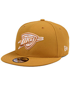 New Era Oklahoma City Thunder Fall Dubs 9FIFTY Snapback Cap