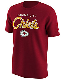 Nike Men's Kansas City Chiefs Sports Specialty Script T-Shirt