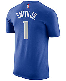 Nike Men's Dennis Smith Jr. Dallas Mavericks Name & Number Player T-Shirt