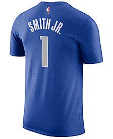 Nike Men's Dennis Smith Jr. Dallas Mavericks Name & Number Player T-Shirt