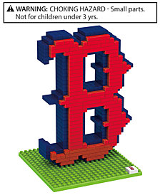 Forever Collectibles Boston Red Sox BRXLZ 3D Logo Puzzle