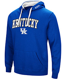Colosseum Men's Kentucky Wildcats Arch Logo Hoodie