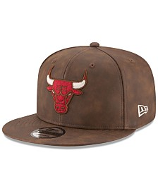 New Era Chicago Bulls Butter So Soft 9FIFTY Snapback Cap