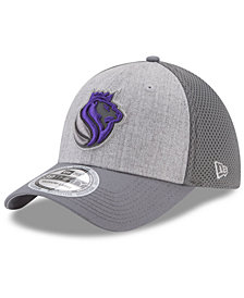 New Era Sacramento Kings Total Reflective 39THIRTY Cap
