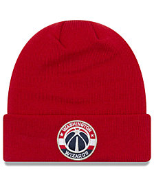 New Era Washington Wizards Breakaway Knit Hat