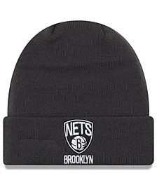 New Era Brooklyn Nets Breakaway Knit Hat