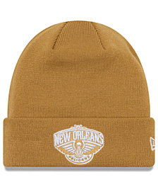New Era New Orleans Pelicans Fall Time Cuff Knit Hat