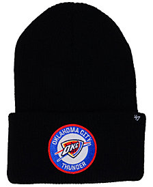 '47 Brand Oklahoma City Thunder Ice Block Cuff Knit Hat