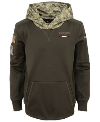 patriots service sweatshirt