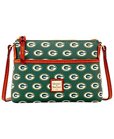 Dooney & Bourke Green Bay Packers Ginger Crossbody