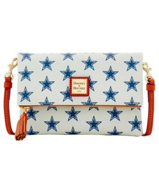 Dallas Cowboys Foldover Crossbody Purse