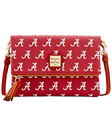 Dooney & Bourke Alabama Crimson Tide Foldover Crossbody Purse
