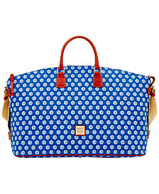 Dooney & Bourke Chicago Cubs Weekender