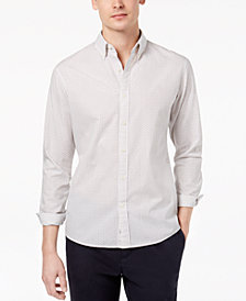 Michael Kors Men's Slim-Fit Printed Shirt