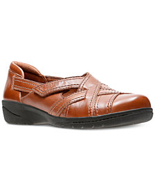 Clarks Collection Women's Cheyn Wale Flats