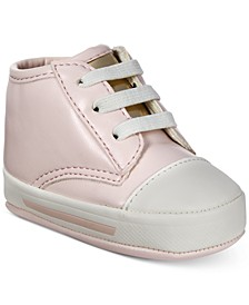 Baby Girls Pink Sneakers, Created for Macy's